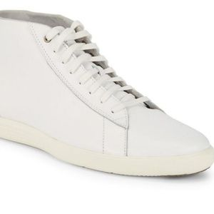 Cole Haan Classic Leather High-Top Sneaker